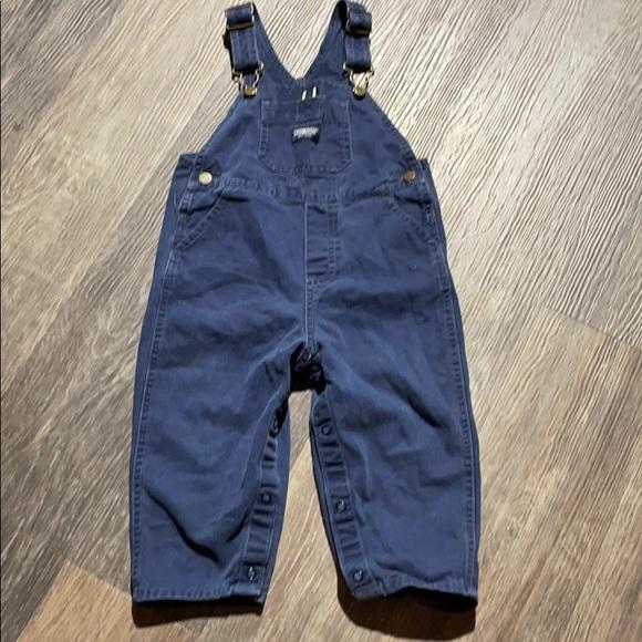 4/$20 Boys OshKosh Overalls Sz 24 months
